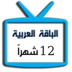 اشتراك | الباقة العربية | مدة عام