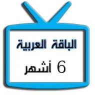 اشتراك | الباقة العربية |ستة اشهر